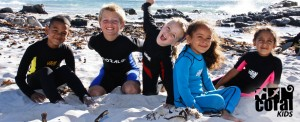 Coral Kids Wetsuits